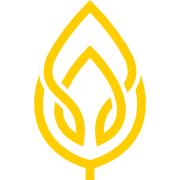 Égikert golden logo | Közös Ég